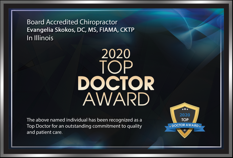 2020 - Top Doctor Award